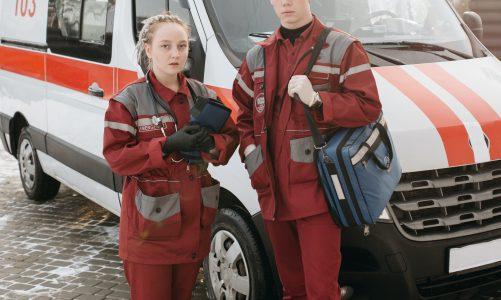 Ambulance inhuren voor een evenement
