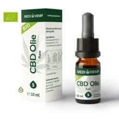 CBD olie werking